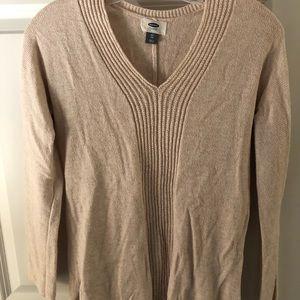 Cute beige sweater